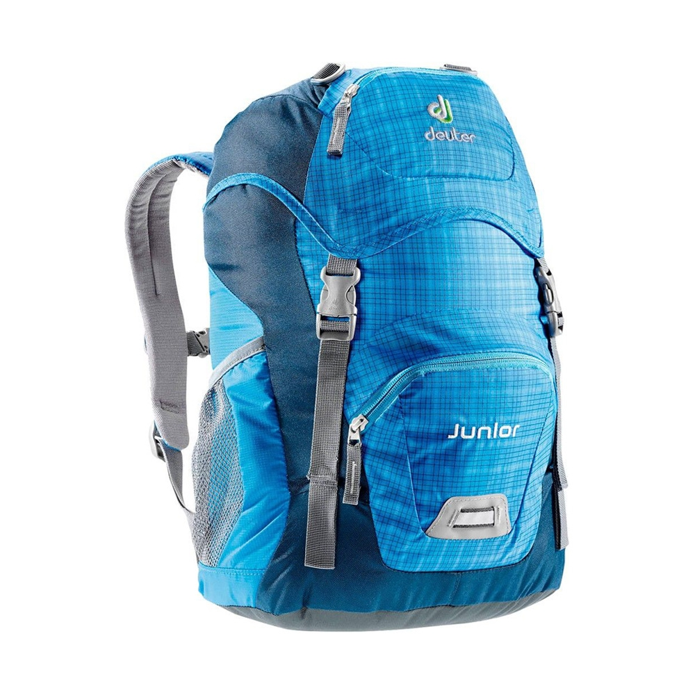 Детский рюкзак Deuter 2015 Junior Coolblue Check