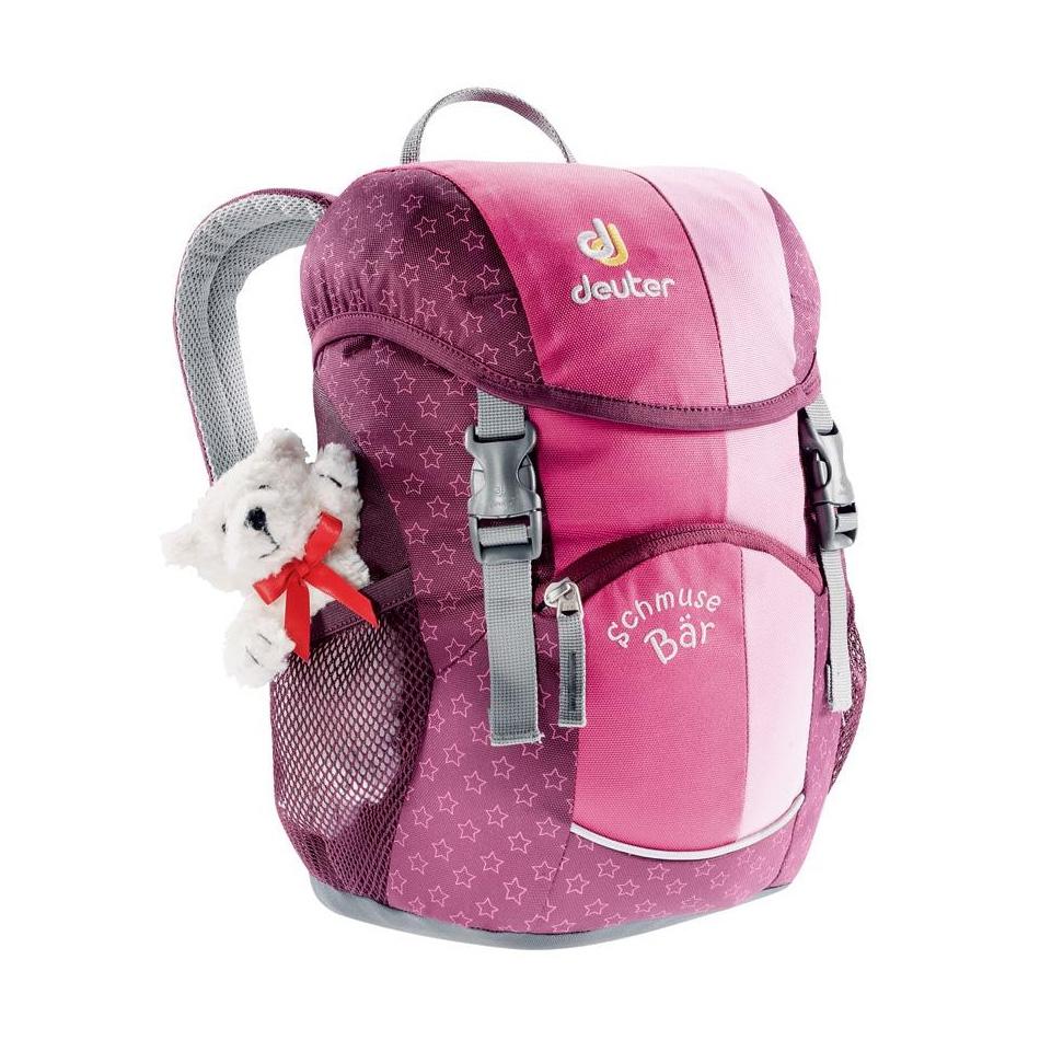 Детский рюкзак Deuter Schmusebar Schmusebar Pink