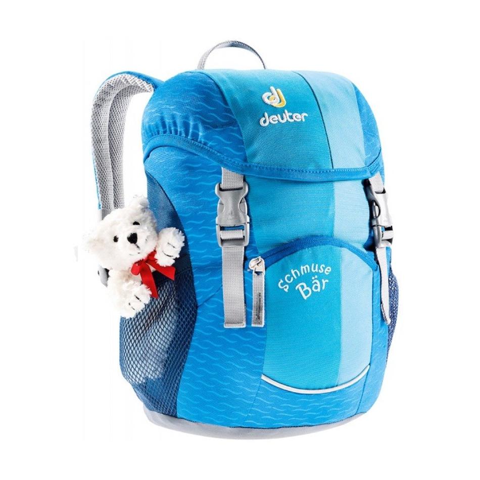 Детский рюкзак Deuter 2015 Schmusebar Turquoise