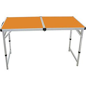 Стол складной Camping World Funny Table Orange TC-014