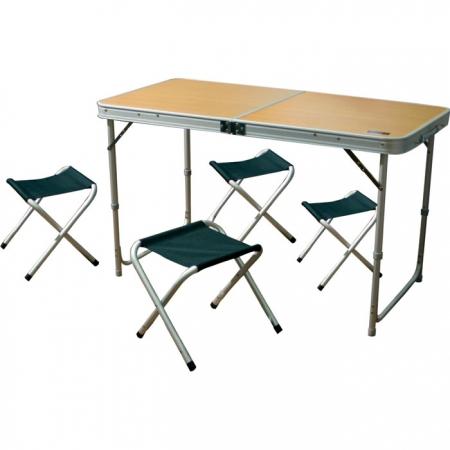 Мебель для пикника Camping World Convert mini + 4
