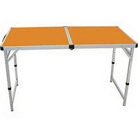 Стол складной Camping World Funny Table Orange TC-014