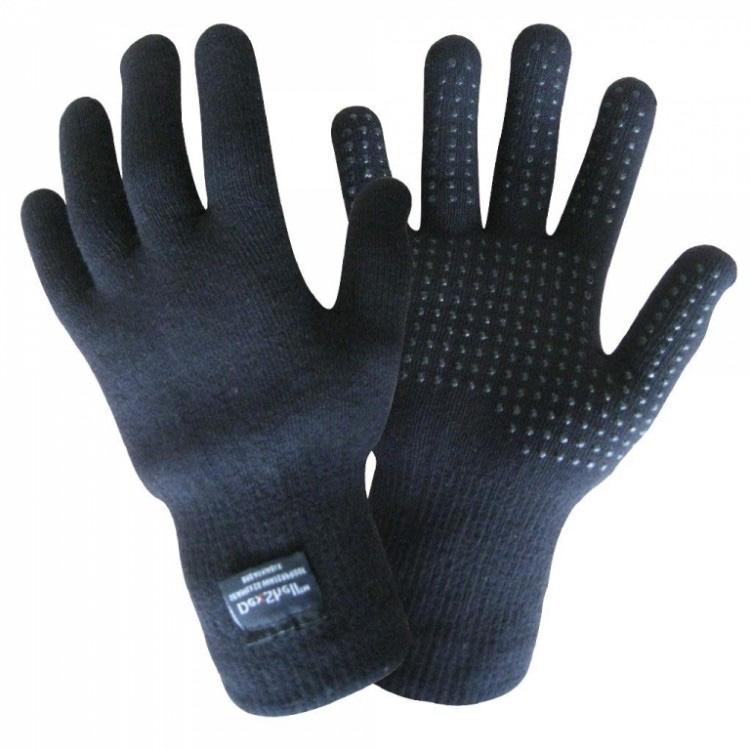 Водонепроницаемые перчатки DexShell ThermFit Merino Wool Gloves