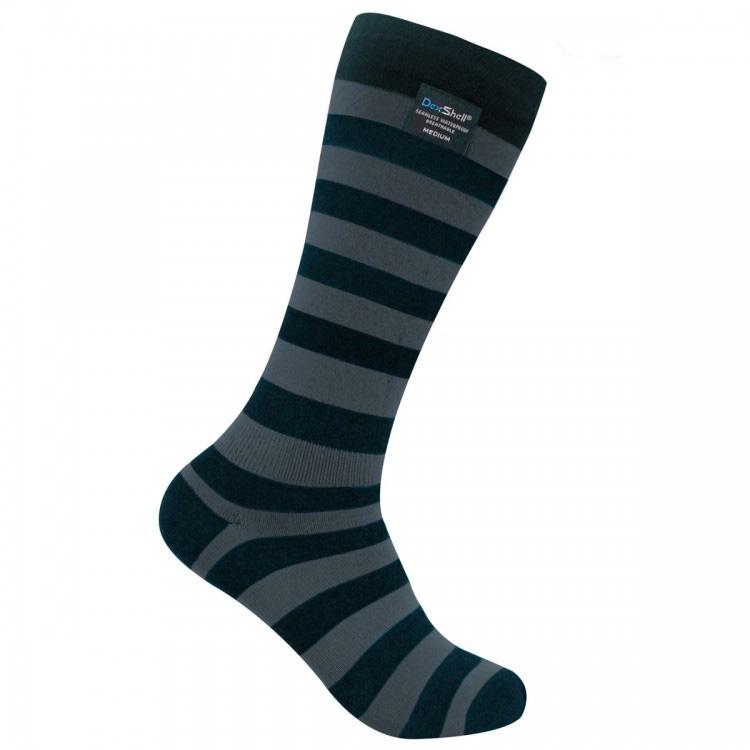 Водонепроницаемые носки DexShell Longlite Grey