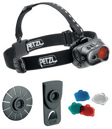 Налобный фонарь Petzl Tactikka XP E89 PA Adapt