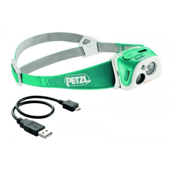 Налобный фонарь Petzl Tikka R+ E92RT