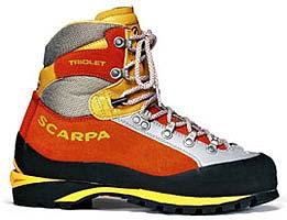 Ботинки Scarpa TRIOLET GTX