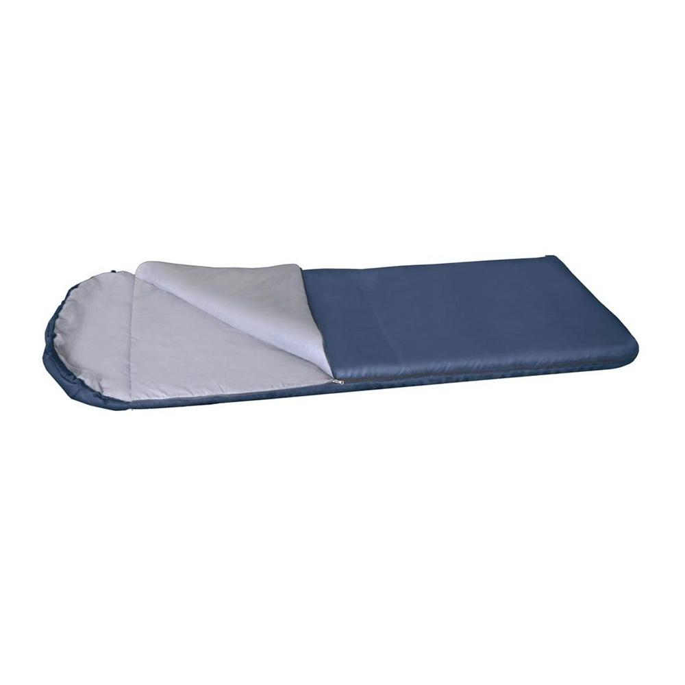 Спальный мешок Alaska Одеяло с подголовником +10С