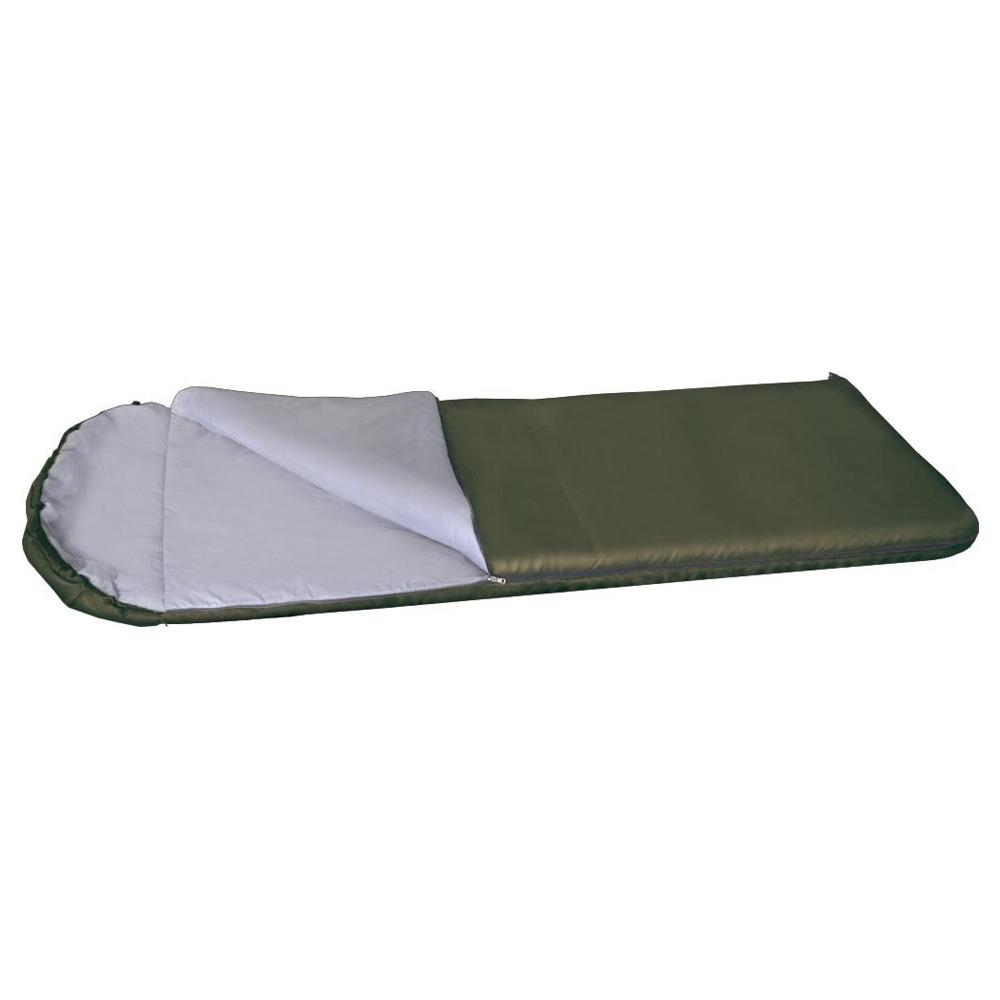 Спальный мешок Alaska Одеяло с подголовником +5С