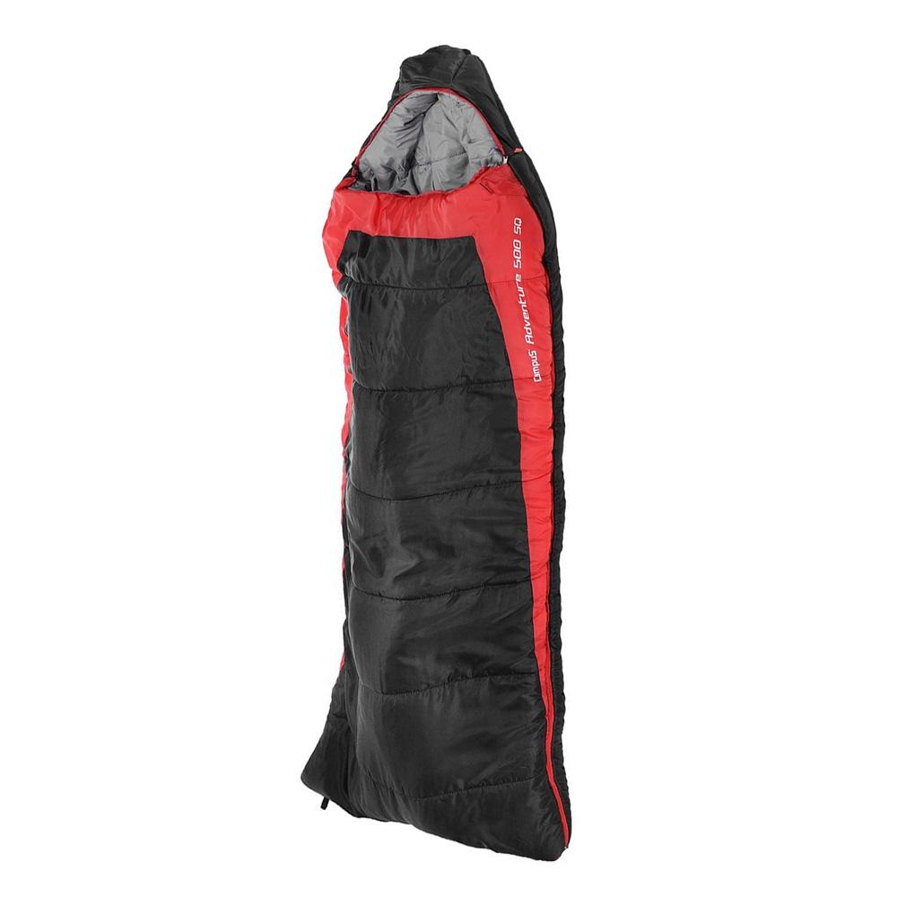 Спальный мешок Campus ADVENTURE 500SQ L-zip