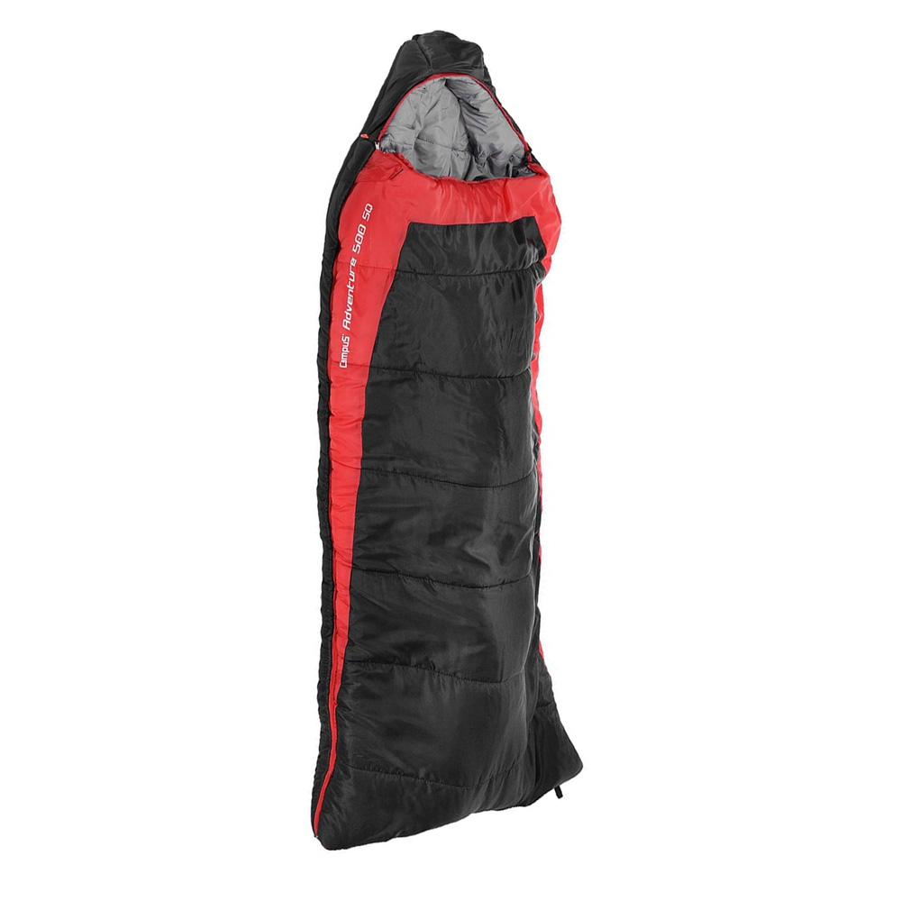 Спальный мешок Campus ADVENTURE 500SQ R-zip