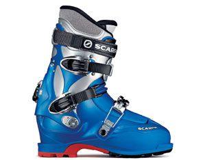 Ски-тур ботинки Scarpa LEGEND