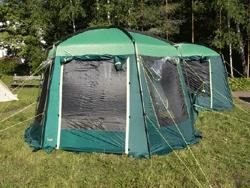 Каркасный тент Canadian Camper CAMP