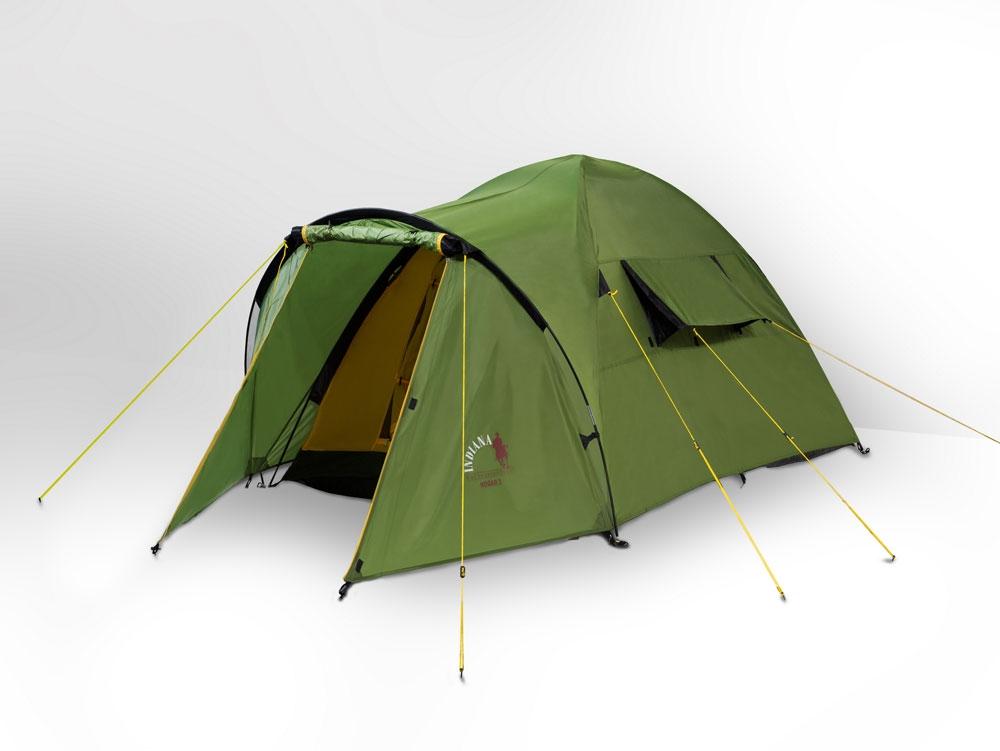 Туристическая палатка Indiana Hogar 2