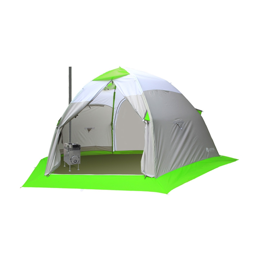 Зимняя палатка Lotos 5 Универсал Баня