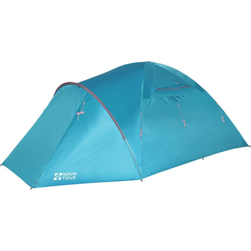 Палатка Nova Tour Терра 4 V2